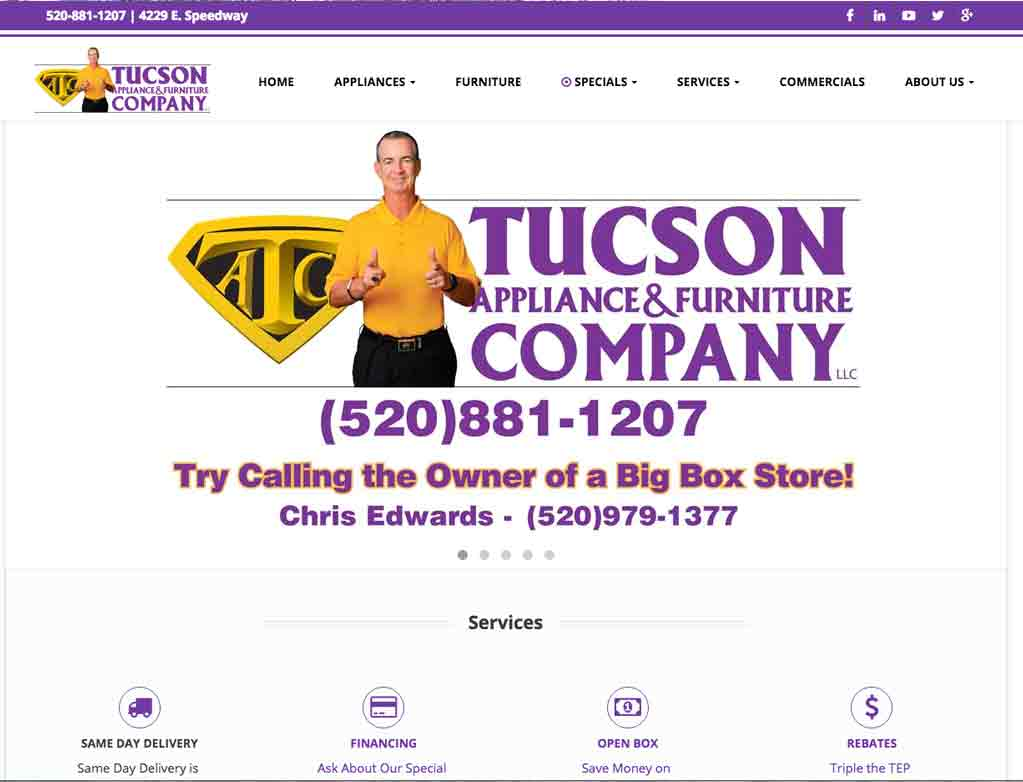 Tucson Appliance
